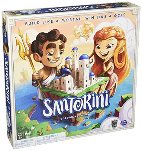 Roxley Games: Santorini Board Game - English