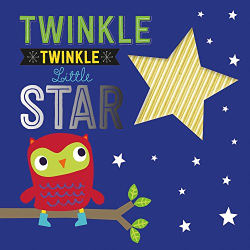 Twinkle Twinkle Little Star. Touch-And-Feel (Touch and Feel Nursery Rhymes)