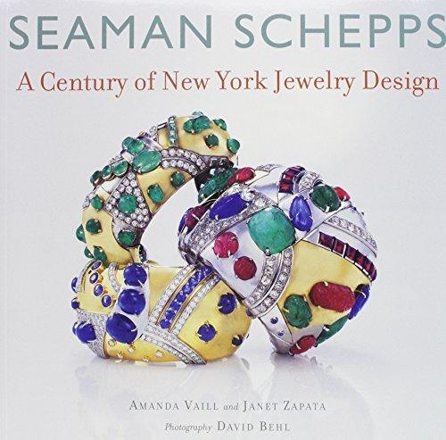Portada del libro Seaman Schepps: A Century of New York Jewelry Design by AMANDA VAILL (2008-08-02)
