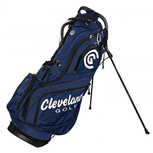 Cleveland cG stand–Sac d'épaule, bleu foncé/blanc