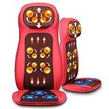 AUEDC Massaggi Car Seat Cushion, Multifunzionale astuta della sede di Automobile riscaldatore con Una varietà di metodi di Massaggio per i Driver per alleviare la Fatica e Il Calore del Corpo