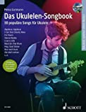 Das Ukulelen-Songbook inkl. CD -- 30 populäre Songs für Ukulele [Musiknoten] Petra Gutmann