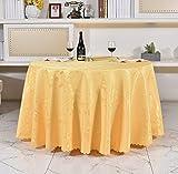 ZHUOBU Hotel Tischdecke Restaurant Restaurant Wohnzimmer Rund Tischdecke, Quadratisch, Gewaschenes Dick Tischdecke Tisch Tisch Rock 2m-5