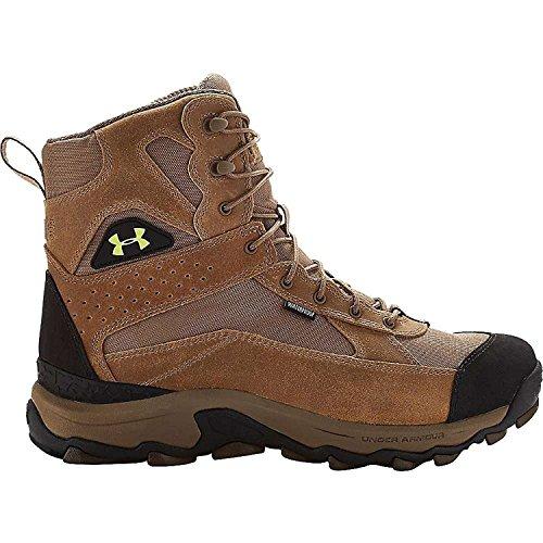 Under Armour T-shirt Uniform (Under Armour UA Speed Freek Bozeman 600 Boot - Men's Uniform/Black/Velocity 14)