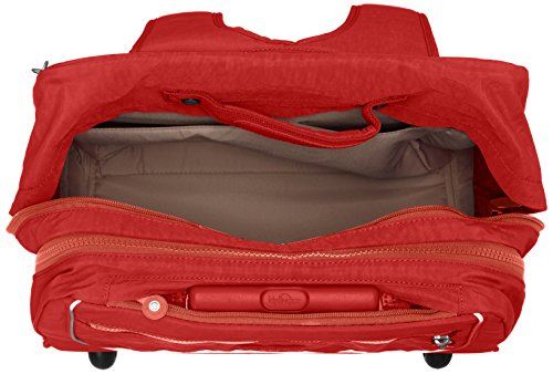 Kipling - CLAS DALLIN - Sac à dos à roulettes - Happy Red C - (Rouge) Happy Red C