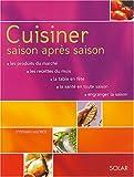 Cuisiner saison après saison
