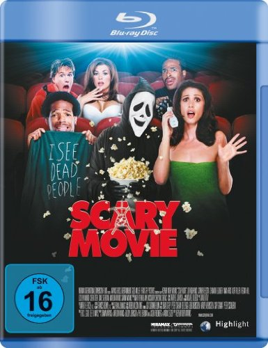 Bild von Scary Movie [Blu-ray]