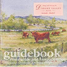 Along and Around the Darent Valley Path - Sevenoaks-Dartford: Guidebook, Route Guide and Footpaths Maps Includes Ordnance Survey Maps