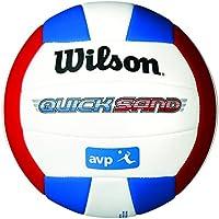 Wilson AVP Quicksand Cobertura, Rojo/Blanco/Azul, Talla Única