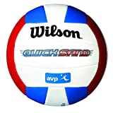 Wilson - Quicksand ace volley - Ballon de volley - Blanc - Taille TU