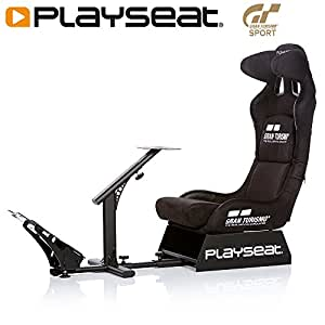 playseat playseat gran turismo si ge simulation de course 130 x 50 x 98 cm. Black Bedroom Furniture Sets. Home Design Ideas