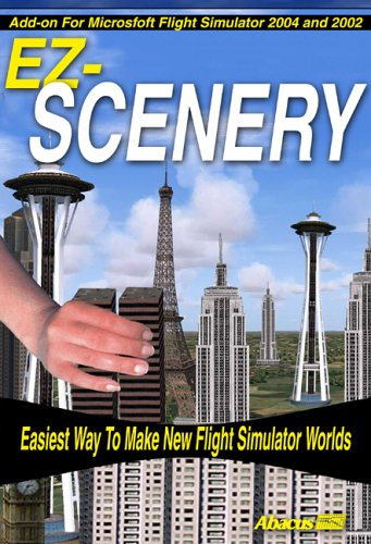 First Class Simulations EZ Scenery Add-On for FS 2002/2004 [UK Import]