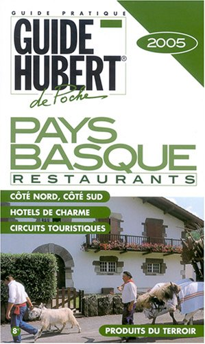 Pays basque : Restaurants PDF Books