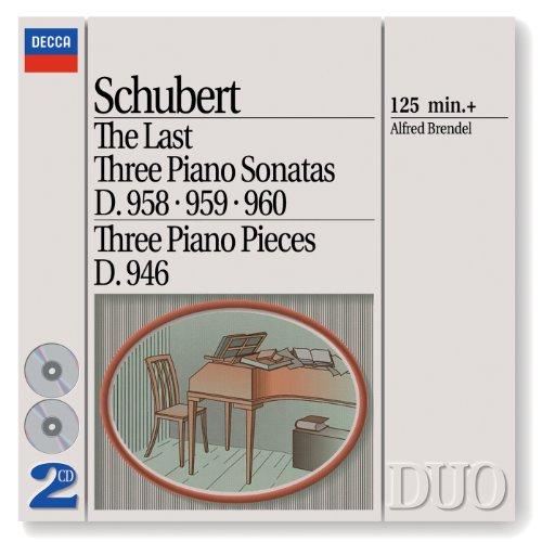 Schubert: The Last Three Piano...