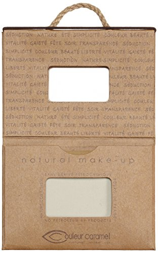 Couleur Caramel Ombre à paupières n°26 Blanc MAT 2.5g
