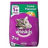 Whiskas Adult Cat Food Pocket Tuna, 7 kg Pack