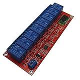 Gazechimp 12v 8-Kanäle Bluetooth Relais Modul Brett Relaismodul