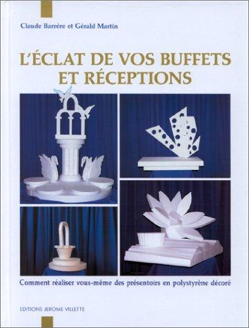 L'éclat de vos buffets et réceptions