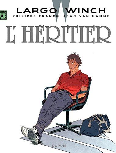 Couverture du livre Largo Winch - Tome 1 - L'Héritier