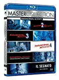 Paranormal Activity Collection: Teil 2+3+4 + die Gezeichneten + Ghost Dimension)