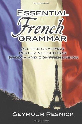 Essential French Grammar (Dover Language Guides Essential Grammar) por Seymour Resnick