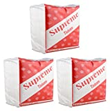 #6: Devson's Klean Soft Supreme Tissues - 90 Pieces (White, Pack of 3)