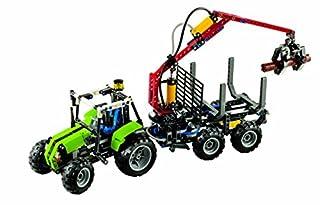 LEGO Technic 8049 - Traktor mit Forstkran (B002KCNULC) | Amazon price tracker / tracking, Amazon price history charts, Amazon price watches, Amazon price drop alerts