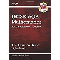 GCSE Maths AQA Revision Guide: Higher - for the Grade 9-1 Course (with Online Edition) (CGP GCSE Maths 9-1 Revision)