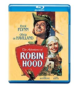 The Adventures of Robin Hood [Blu-ray] [1938] [US Import]
