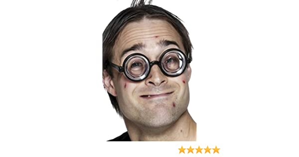 Lunette Idiot - Double Foyer - Idéal complément déguisement  Amazon.fr  Jeux  et Jouets faa640ebdd69