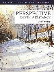 Perspective Depth & Distance (Watercolour Tips & Techniques)