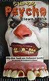 Billy Bob Teeth 10.092 Psycho Clown Dientes falsos