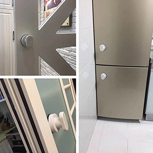 515HaCa5yXL - Zreal - Tirador de puerta con ventosa para armario de cocina, puerta de cristal, ventosa, tirador para muebles