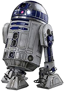 Hot Toys HT902800 R2-D2 Star Wars: The Force Awakens Figure, Scala 1: 6