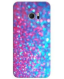 FurnishFantasy 3D Printed Designer Back Case Cover for HTC 10,HTC 10 Lifestyle
