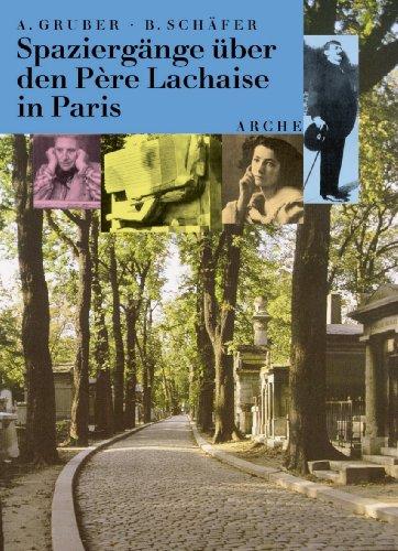 Spaziergänge über den Père Lachaise in Paris