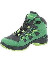 Lowa - Zapatillas de Nordic Walking para Niño Verde Limone