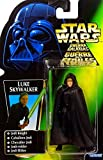 Hasbro Luke Skywalker Jedi Knight Green Card Return of The Jedi - Star Wars Power of The Force Collection Kenner
