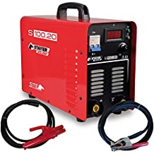 Stayer Welding - S 100.20 Inverter Mma Soldadura Por Electrodo 100% 200A 6Mm 14Kg Kva6