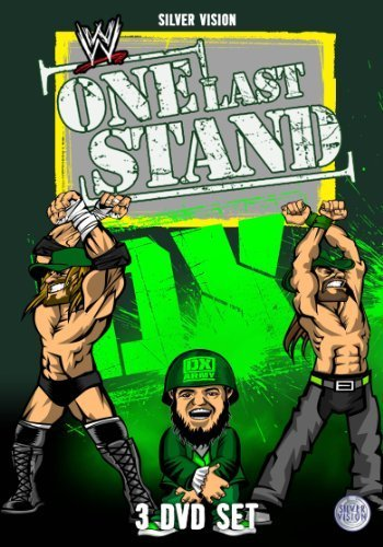 WWE - One Last Stand [3 DVDs]