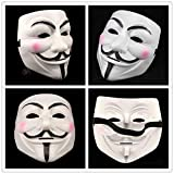 Best Anonymous Masks - Tootpado V for Vendetta Comic Face Mask Anonymous Review