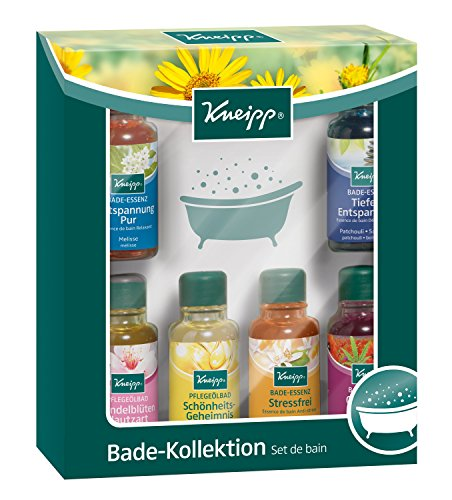 Kneipp Bade Kollektion, 1x Badeset (6 x 20ml) -