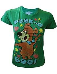 Yogi bear -m- iris green booBoo dancing