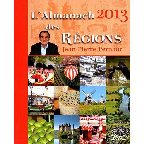 L'Almanach des régions 2013