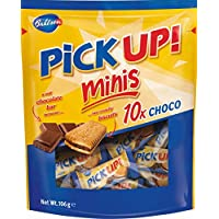 Bahlsen Chocolate Pick Up! Minis Choco 10 pieces - 106 grams