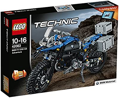 LEGO Technic - BMW R 1200 GS aventura (42063)