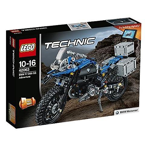 LEGO - 42063 - Technic - Jeu de construction -