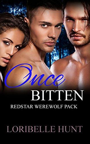 Once Bitten: Werewolf MMF Romance (Spellbound Moon Book 1)