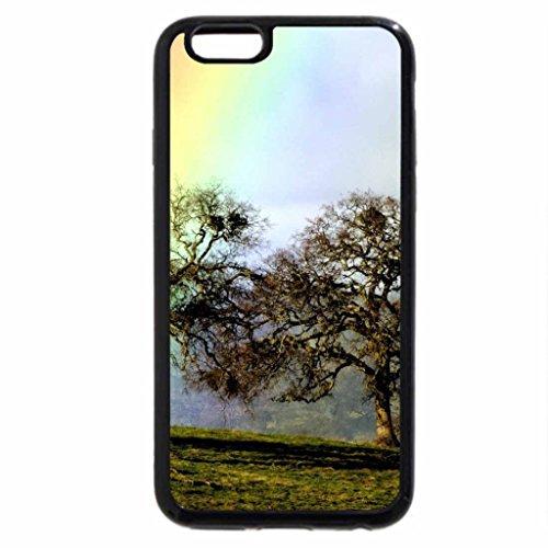iPhone 6S / iPhone 6 Case (Black) RAINBOW