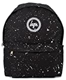 Hype Backpack Bags Rucksack - Black White Speckle – Ideal Backpack Bag for School with Unique styling